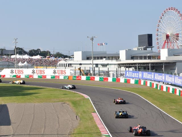 Formel 1 Japan Tickets, Suzuka International Racing