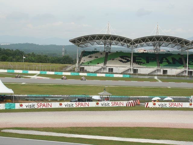Formel 1 Malaysia Tickets, Sepang International Circuit