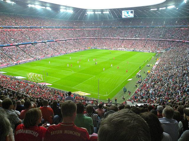 Fc Bayern Tickets Mit Hotelubernachtung Absolut Sport Sportreisen