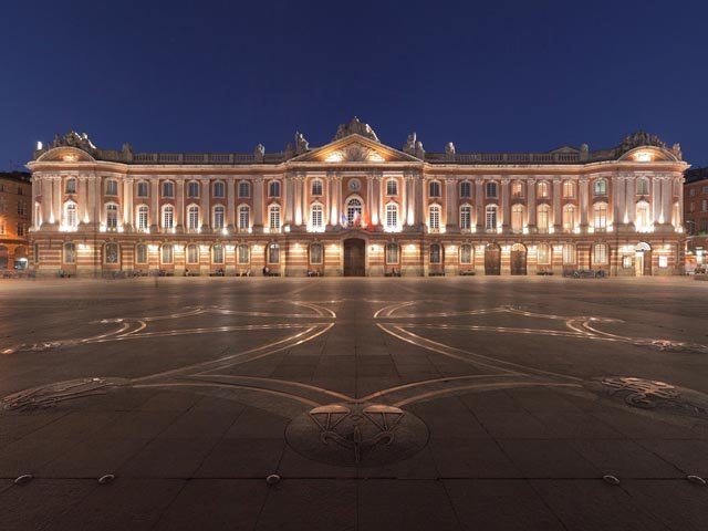 Das Capitole in Toulouse