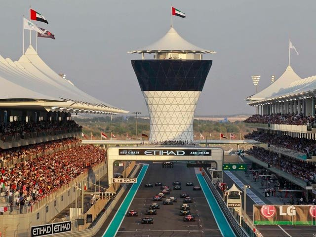 Formel 1 Tickets Bahrain