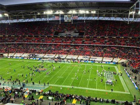 NFL London Eintrittskarten