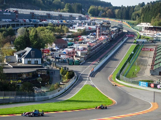 Formel 1 Spa Tickets, Circuit de Spa-Francorchamps