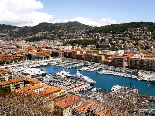 Nizza - Port of nice